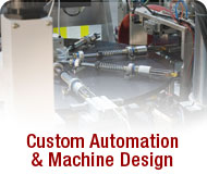 Custom Automation and Machine Design